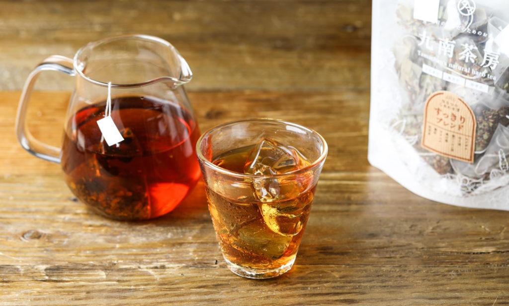 【九南茶房特集】健康茶で体内スッキリ! 美ボディづくりしませんか?