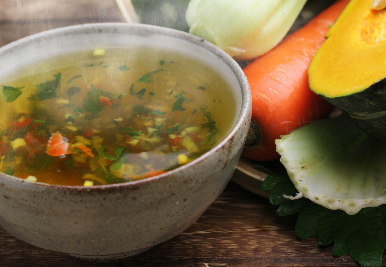 野菜もりもりスープ