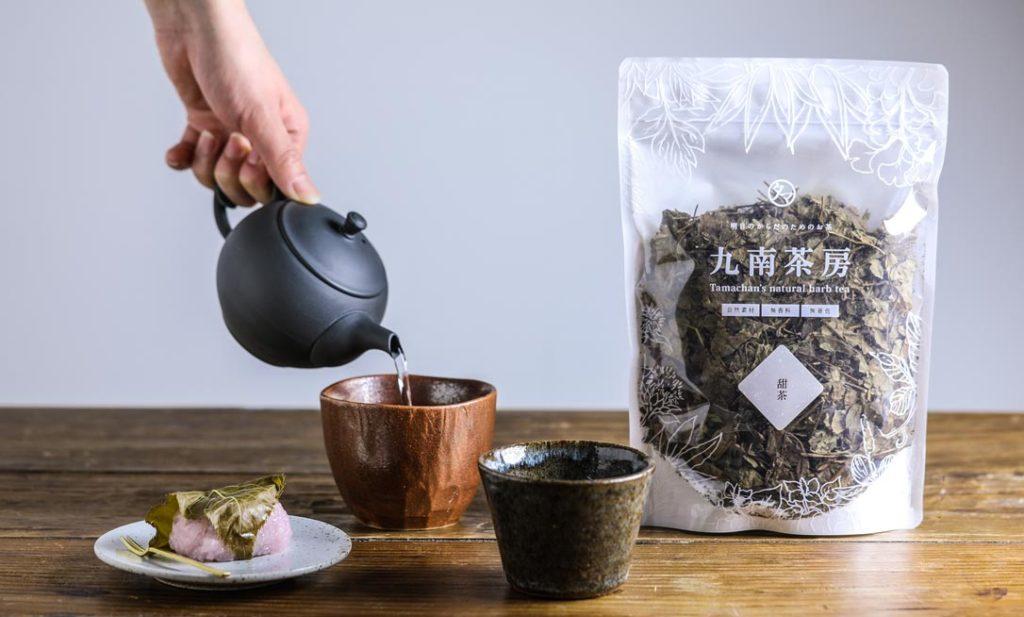 【九南茶房特集】春にオススメ! 食品屋さんの健康茶とは?