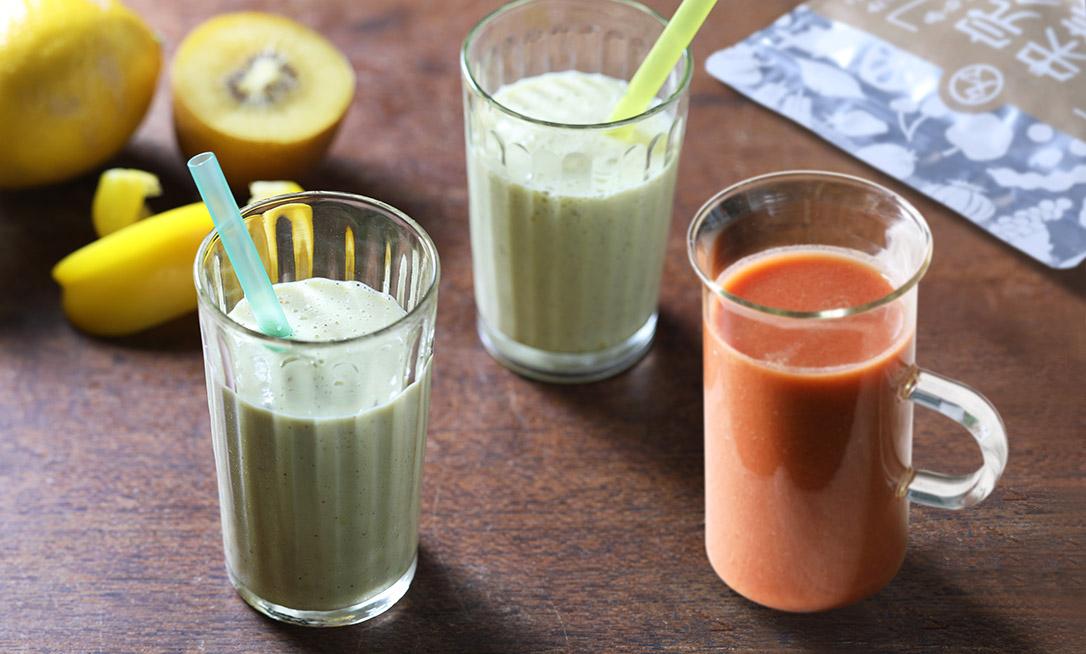 しあわせレシピ・第13回 <br>ひと工夫で、もっと楽しく!<br>「みらいの完全栄養食ダイエット」アレンジ