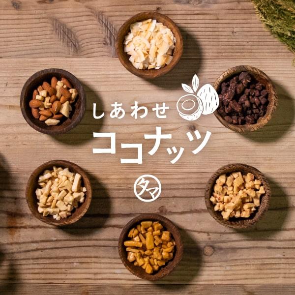 しあわせココナッツ(選べる6種類)