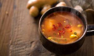 まだまだ寒い冬に! <br />ホッと温まるスープ特集