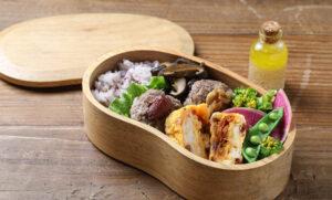 栄養いっぱい「タマチャン弁当」で <br>春の空気を楽しもう!
